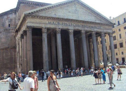 Римская гробница Пантеон (Pantheon)