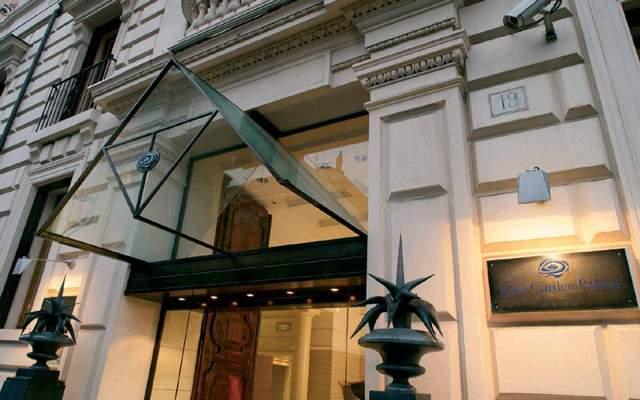 Отель ROSE GARDEN PALACE 4**** в Риме