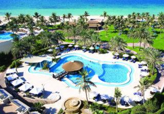 Абу-Даби лучшие отели 5 звезд с видом на море