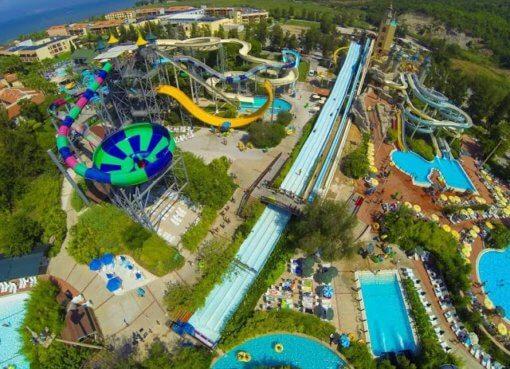 Aquapark Adaland Кушадасы, Турция