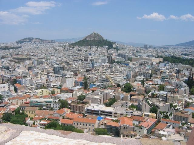 Афины (Греция) туры цены из Москвы