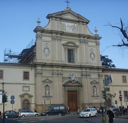 Basilica di San Marco (Базилика святого Марка во Флоренции)