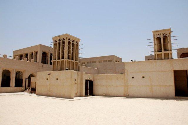 Дом Шейха Саида в Бастакии