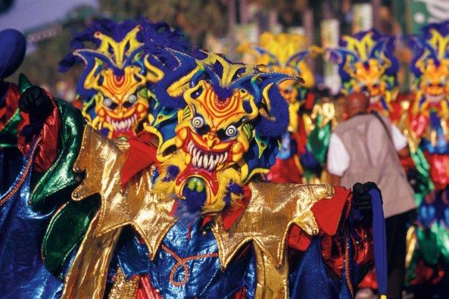 Карнавал в Ла Вега