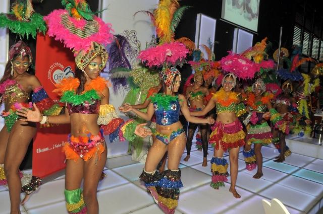 Карнавал в Санто Доминго