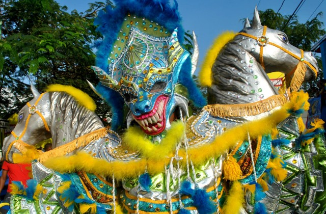 Карнавал в Пунта Кане