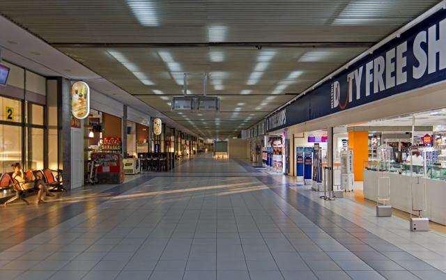 Международный аэропорт Родоса. Duty Free