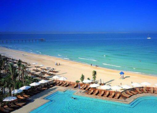 Дубаи отели 4 звезды на море