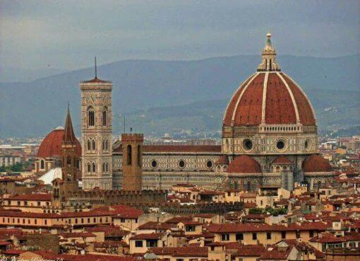 Флоренция - город искусств