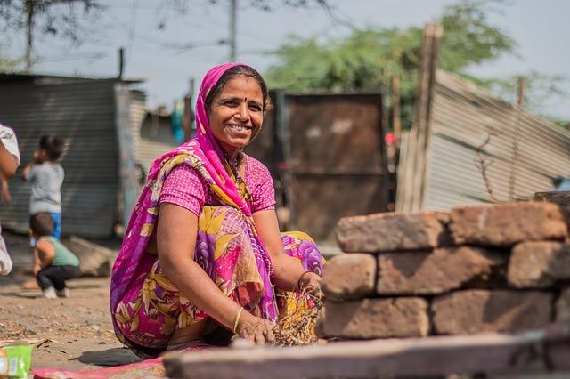 Бедность не мешает быть счастливым