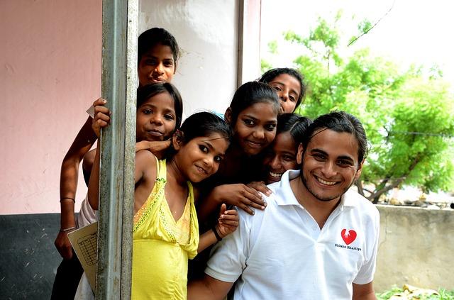 Индия, молодое поколение