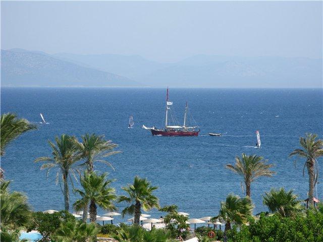 Остров Кос (Греция) туры цены из Москвы