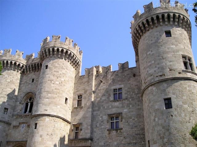 Дворец великих магистров Родос Греция
