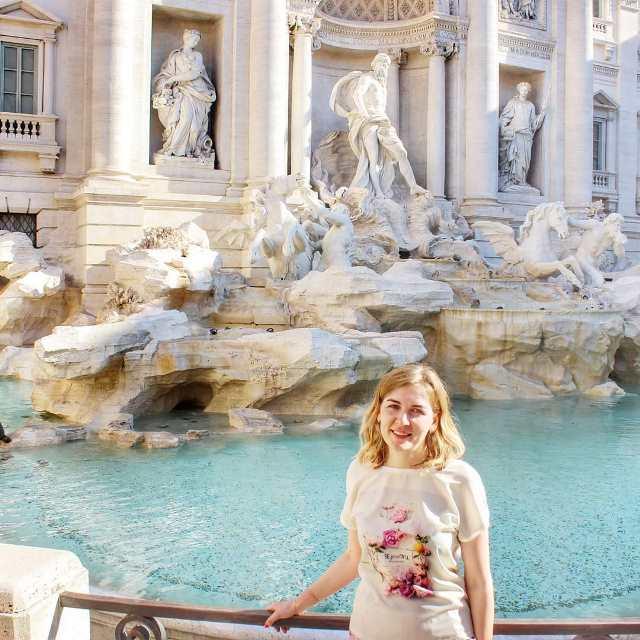 mary.feeling • Trevi Fountain, Rome Italy