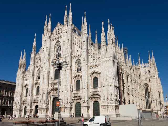 Миланский собор - визитная карточка Милана