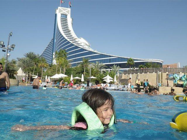 Отдых в ОАЭ с детьми. Лучшие эмираты.