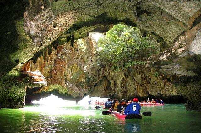 Залив Пханг Нга Пхукет Таиланд