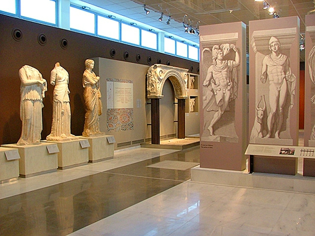 Археологический музей Салоников Греция