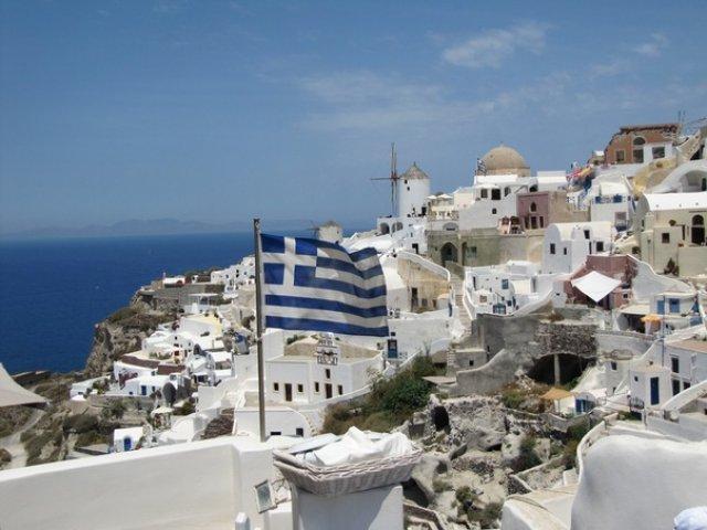 Остров Санторини (Греция) туры цены из Москвы