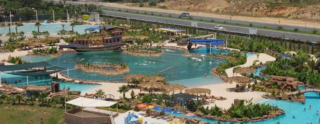 Аквапарк в Сеалании - любимое место для досуга детей и взрослых
