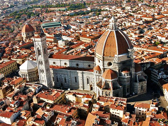 Собор Санта-Мария-дель-Фьоре - жемчужина Флоренции