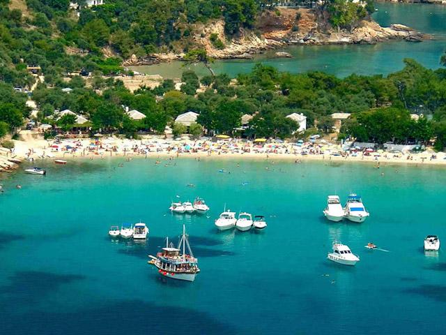 Остров Тасос (Греция) туры цены из Москвы