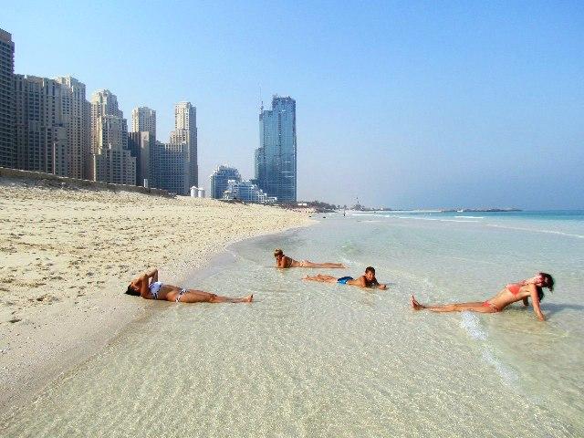 Пляж Джумейры (Дубаи)