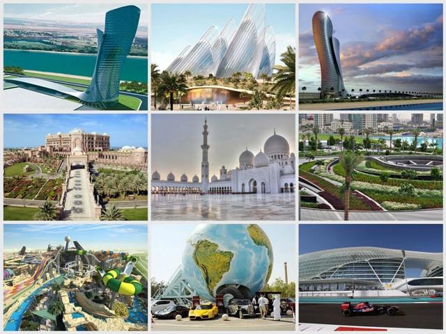 Сезоны отдыха в Эмиратах