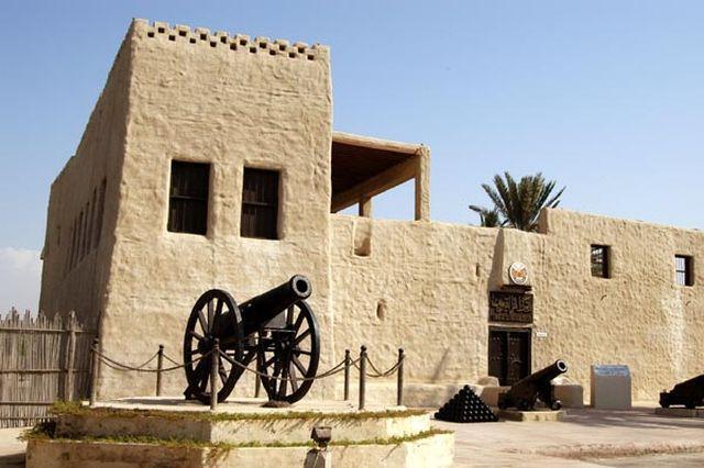 Музей Умм аль Кувейна - главная историческая достопримечательность эмирата