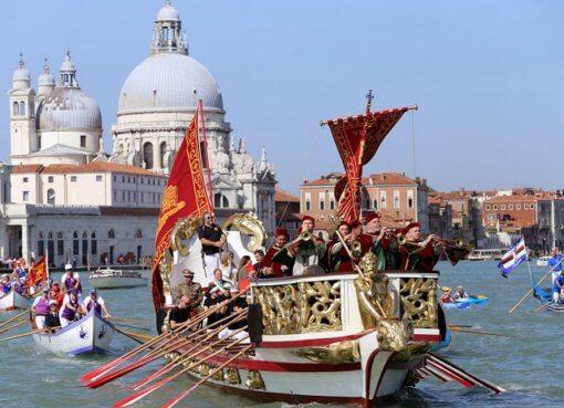 Венеция - самый романтичный город Италии