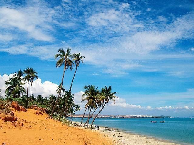 Пляжи Вьетнама ждут туристов из России
