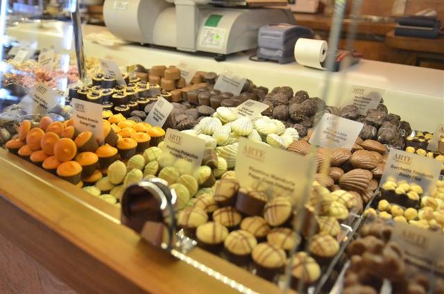 Arte del cioccolato Милан Италия