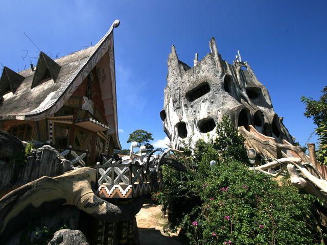 Crazy House в Далате Вьетнам