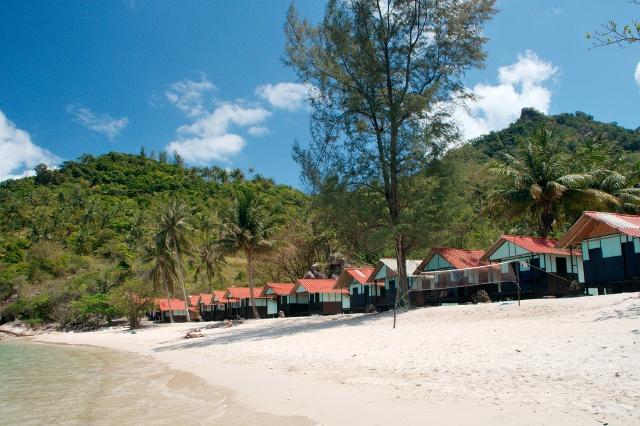 Bottle Beach Ко Пханган Таиланд