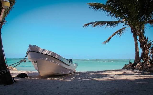 Острова баунти в Доминикане