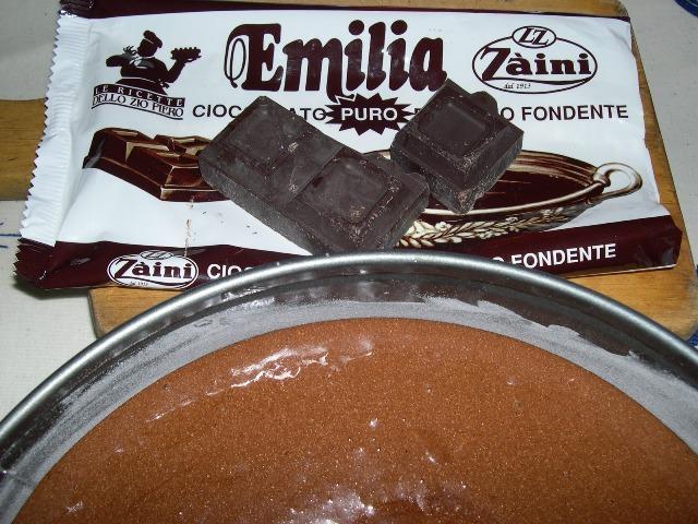 Горький шоколад Emila