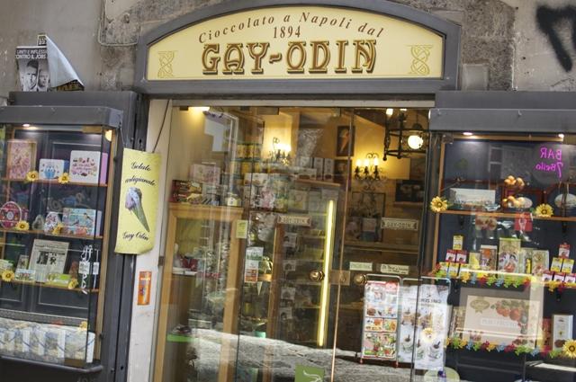 Кондитерская Gay Odin