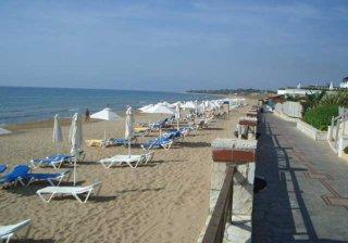 Пляжи Пелопоннеса