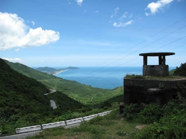 Перевал Хай Ван Дананг Вьетнам