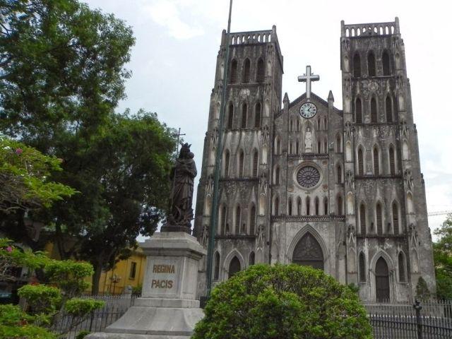 Ханойский кафедральный собор Вьетнам
