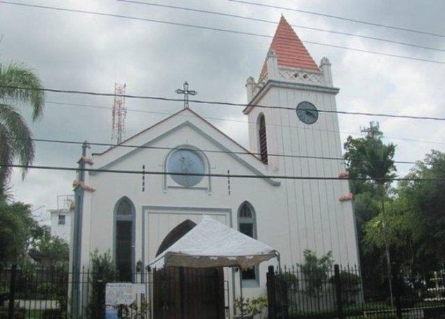 Храм св. Архангела Рафаила Бока Чика Доминикана