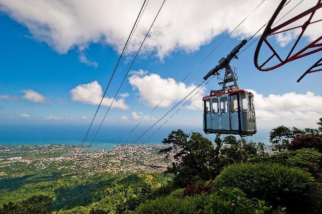 Гора Изабель-де-Торрес Пуэрта-Плата Доминикана