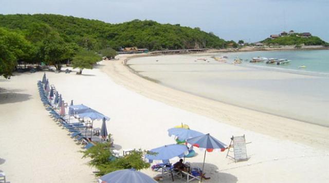 Пляжи Ко Ларн