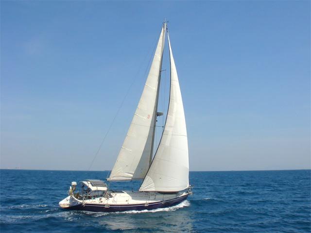 Яхта в Паттайе