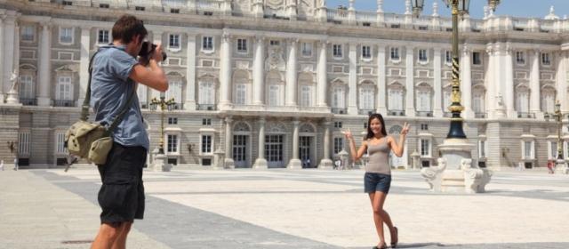 Фото на испанских улицах