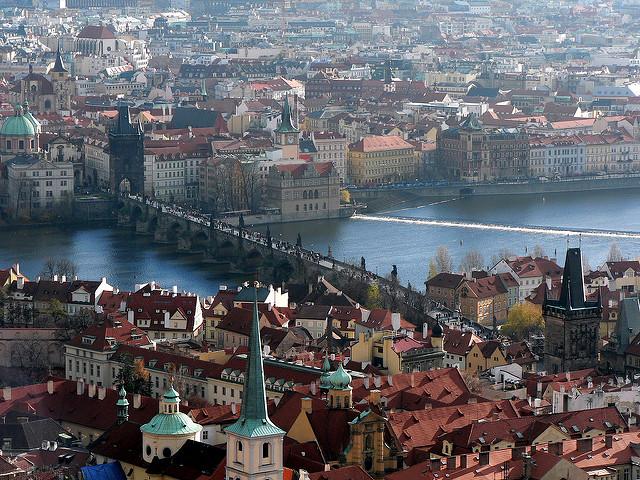 3 дня в Праге на фото
