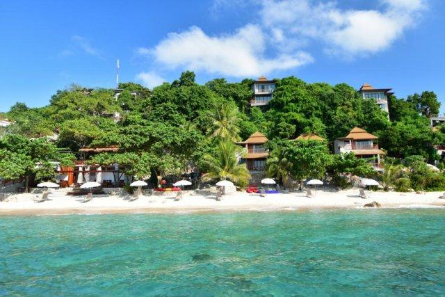 Пляж Sae Daeng Остров Тао Таиланд
