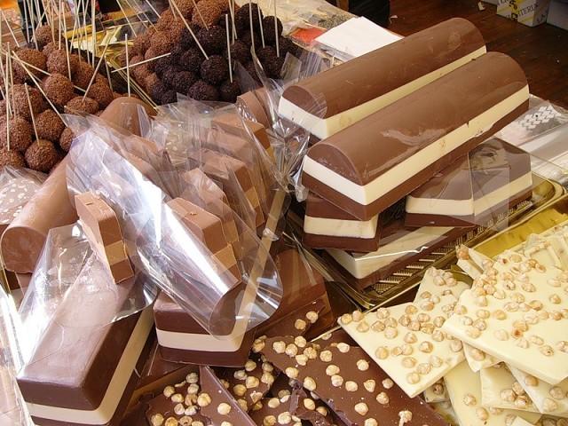 Настоящий итальянский шоколад
