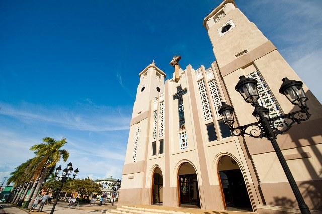 Кафедральный собор св. Филиппа Пуэрта-Плата Доминикана