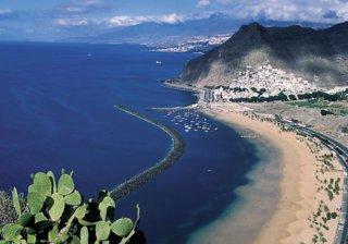 Лучшие пляжи на острове Тенерифе